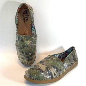 BOBS for Sketchers - Camo with sequin